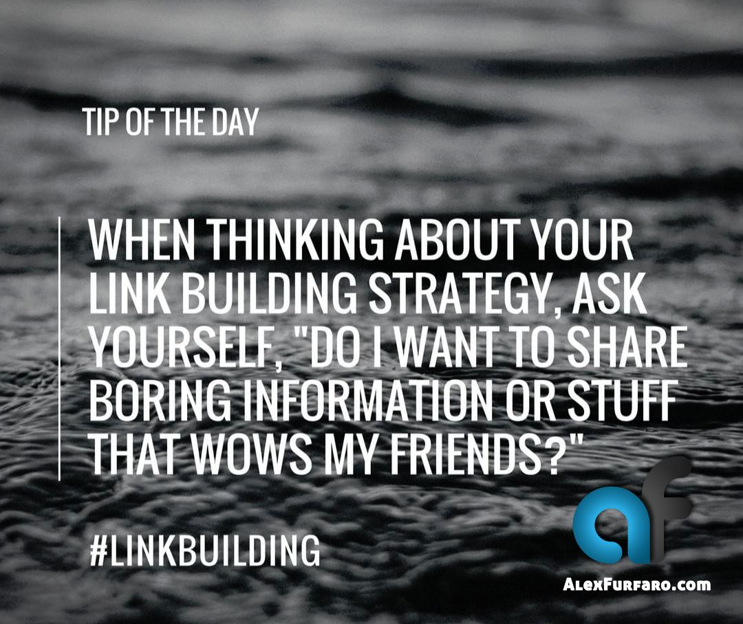 Link Building quote